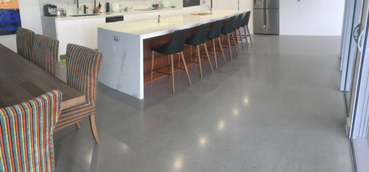 How Can Polished Concrete Floor Be Budget Sensible?